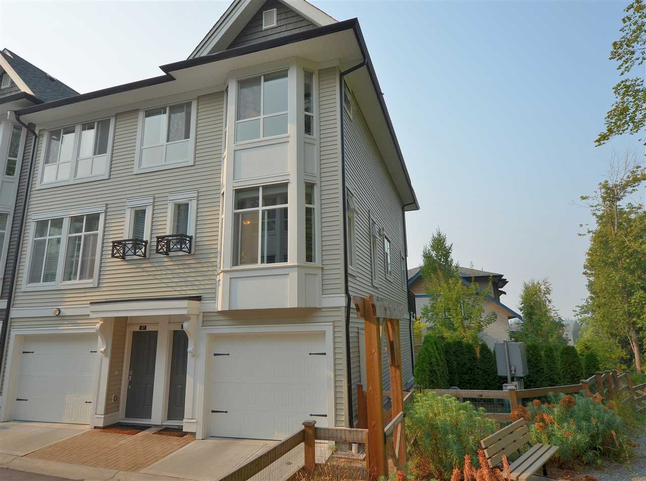 "Main Photo: 48 14433 60TH Avenue in Surrey: Sullivan Station Townhouse for sale in ""BRIXTON"" : MLS® # R2196561"