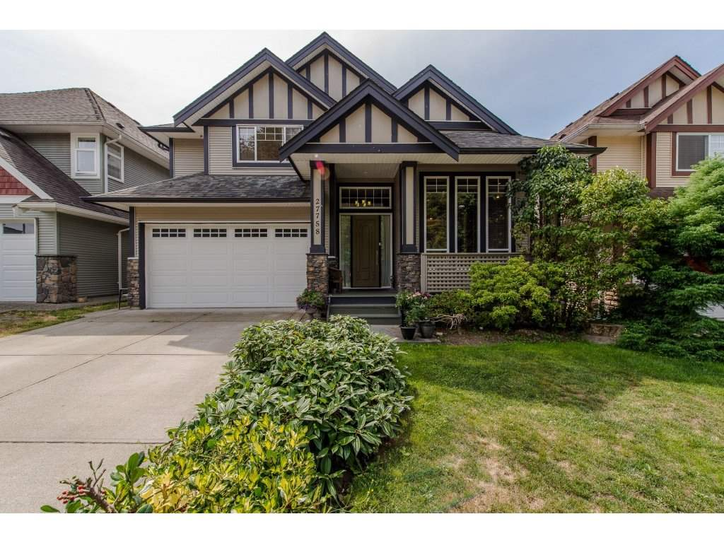 "Main Photo: 27758 PORTER Drive in Abbotsford: Aberdeen House for sale in ""West Abbotsford Station"" : MLS® # R2197182"
