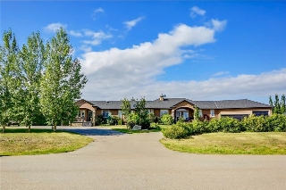 Main Photo: 116 East Ridge Drive in Rural Rocky View County: Rural Rocky View MD House for sale : MLS®# C4133115