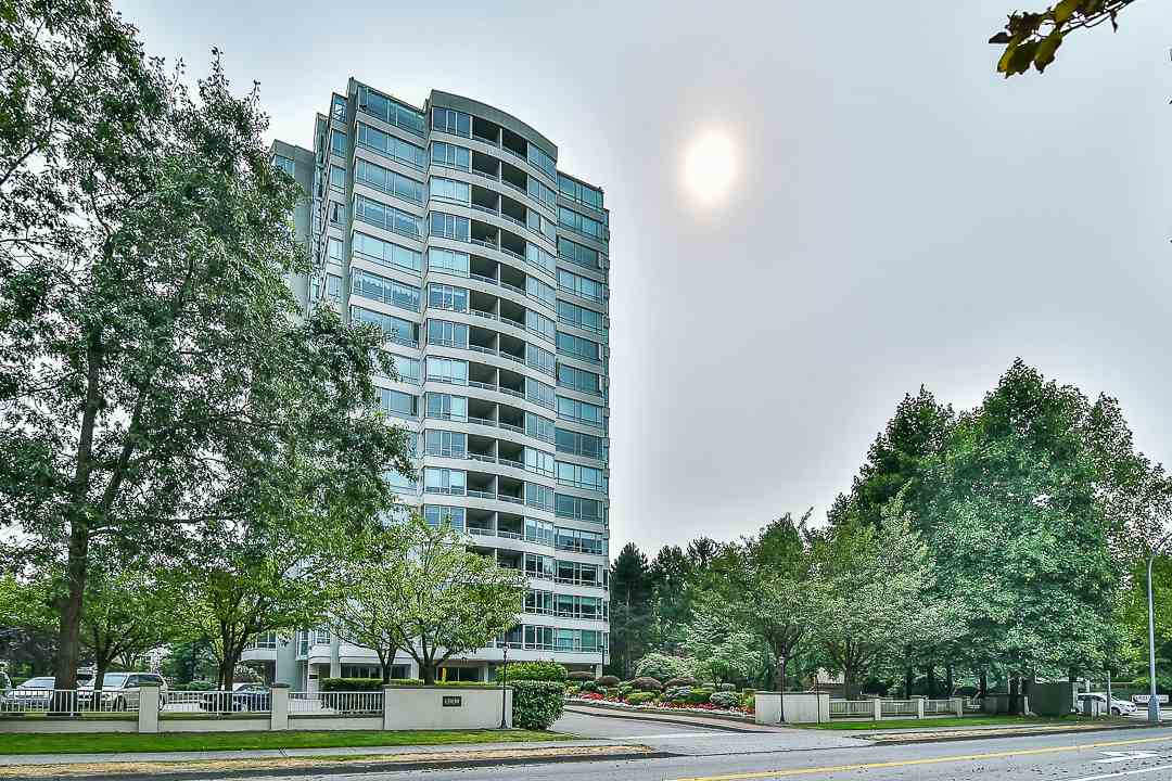 "Main Photo: 502 15030 101 Avenue in Surrey: Guildford Condo for sale in ""GUILDFORD MARQUIS"" (North Surrey)  : MLS® # R2202280"