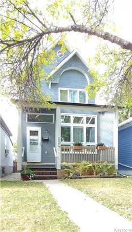 Main Photo: 224 Marjorie Street in Winnipeg: St James Residential for sale (5E)  : MLS®# 1725840