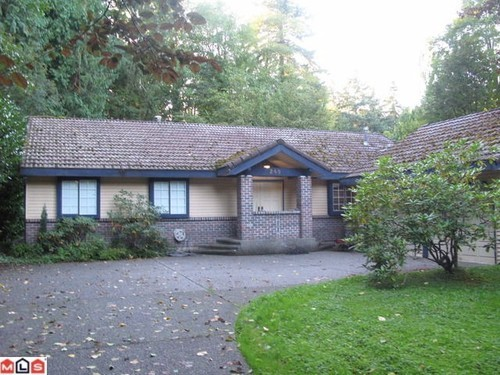 Main Photo: 249 171ST Street in South Surrey White Rock: Home for sale : MLS®# F1126153