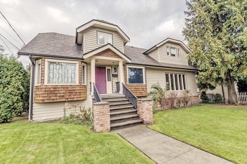 Main Photo: 837 SECOND Street in New Westminster: GlenBrooke North House for sale : MLS® # R2213867