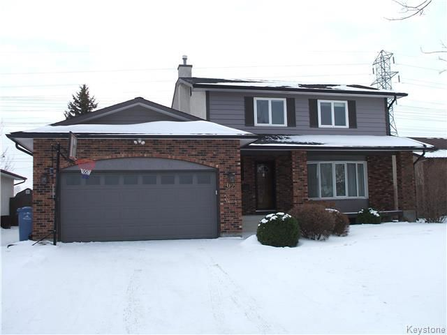 Main Photo: 62 Driftwood Bay in Winnipeg: Southdale Residential for sale (2H)  : MLS® # 1727854
