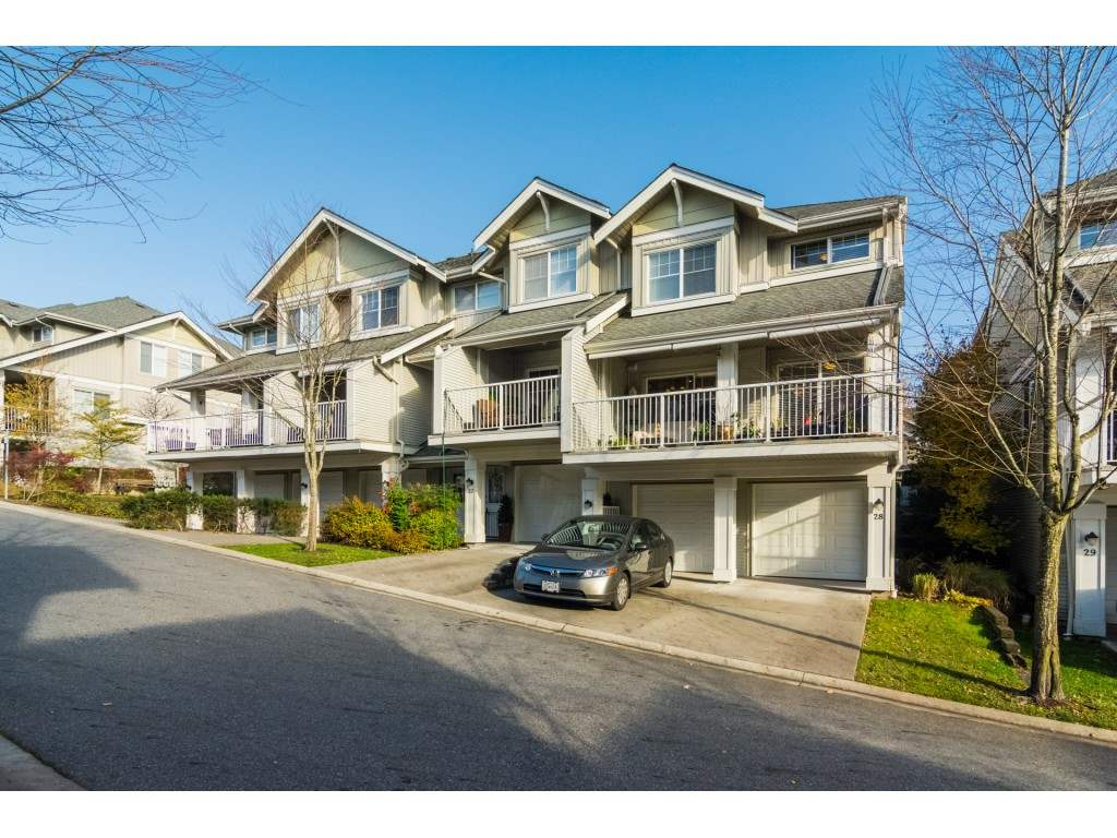 "Photo 19: Photos: 28 6568 193B Street in Surrey: Clayton Townhouse for sale in ""Belmont"" (Cloverdale)  : MLS® # R2220441"