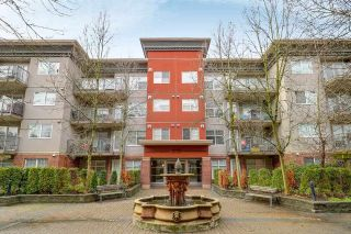 "Main Photo: 303 3250 ST JOHNS Street in Port Moody: Port Moody Centre Condo for sale in ""THE SQUARE"" : MLS® # R2225360"