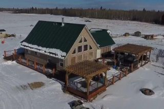 Main Photo: Rg Rd 221 N of TWP 612: Rural Thorhild County House for sale : MLS® # E4094829