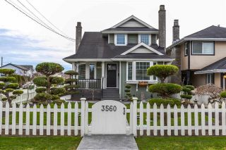 "Main Photo: 3560 HUNT Street in Richmond: Steveston Village House for sale in ""STEVESTON VILLAGE"" : MLS® # R2240132"