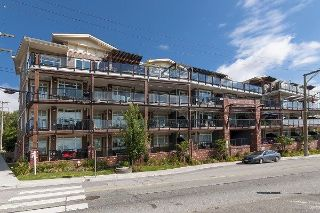 "Main Photo: 103 22327 RIVER Road in Maple Ridge: West Central Condo for sale in ""REFLECTIONS ON THE RIVER"" : MLS® # R2240883"
