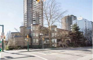 "Main Photo: 307 1106 PACIFIC Street in Vancouver: West End VW Condo for sale in ""Westgate Landing"" (Vancouver West)  : MLS® # R2244444"