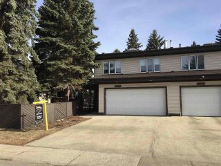 Main Photo: 15118 45 Avenue NW in Edmonton: Zone 14 Townhouse for sale : MLS®# E4101599