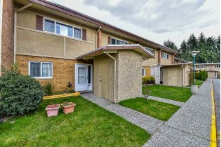 "Main Photo: 5 2048 MCCALLUM Road in Abbotsford: Central Abbotsford Townhouse for sale in ""Garden Court Estates"" : MLS® # R2249807"