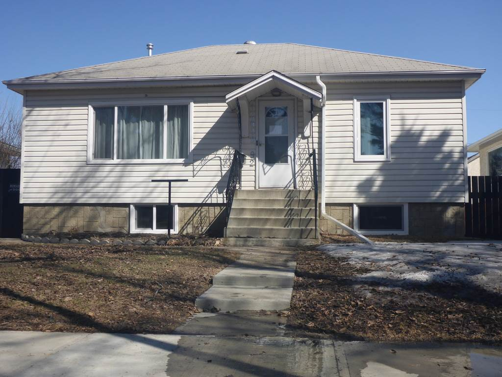 Main Photo: 12419 92 Street in Edmonton: Zone 05 House for sale : MLS®# E4107639