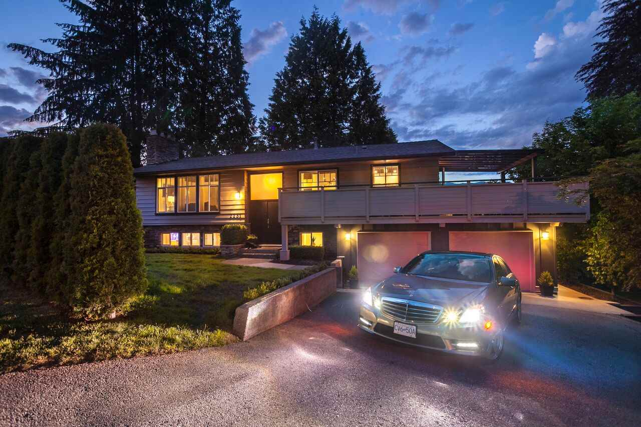 Main Photo: 2231 BELLEVUE Avenue in Coquitlam: Chineside House for sale : MLS®# R2275101