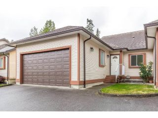 "Main Photo: 57 23151 HANEY Bypass in Maple Ridge: East Central Townhouse for sale in ""STONEHOUSE"" : MLS®# R2286692"