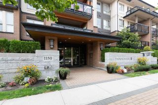 "Main Photo: 310 1150 KENSAL Place in Coquitlam: New Horizons Condo for sale in ""THOMAS HOUSE"" : MLS®# R2297775"