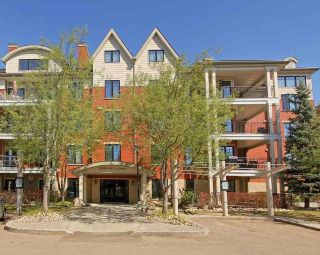 Main Photo: 305 9819 96A Street in Edmonton: Zone 18 Condo for sale : MLS®# E4128716