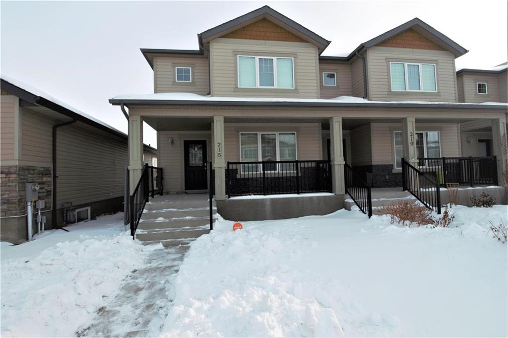 FEATURED LISTING: 215 Park West Drive Winnipeg