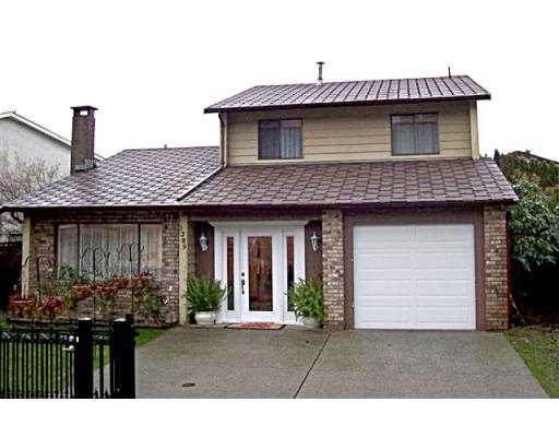 "Main Photo: 1285 FLYNN CR in Coquitlam: River Springs House for sale in ""RIVER SPRINGS"" : MLS®# V571619"