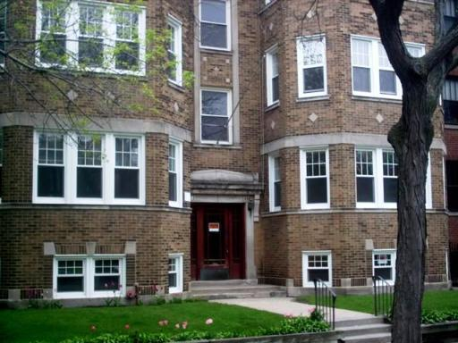 Main Photo: 1406 WARNER Street Unit GE in CHICAGO: Lake View Rentals for rent ()  : MLS® # 07743324