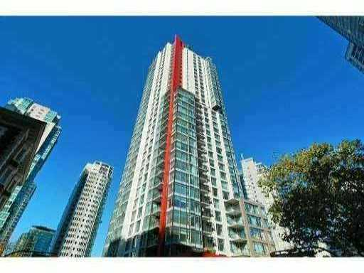 "Main Photo: 2203 1211 MELVILLE Street in Vancouver: Coal Harbour Condo for sale in ""THE RITZ"" (Vancouver West)  : MLS®# V886904"