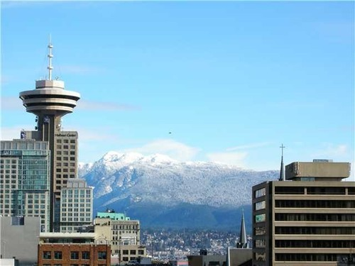 Main Photo: 1801 535 SMITHE Street in Vancouver West: Downtown VW Home for sale ()  : MLS(r) # V989053