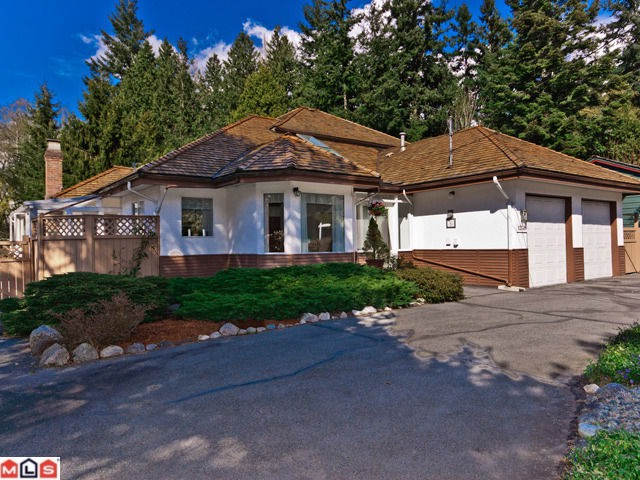 Main Photo: 12745  23RD AV in White_Rock: Crescent Bch Ocean Pk. House for sale (South Surrey White Rock)  : MLS® # F1209197