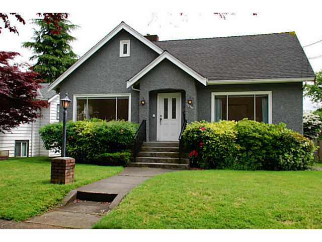 "Main Photo: 1514 LONDON Street in New Westminster: West End NW House for sale in ""WEST END"" : MLS® # V1066680"