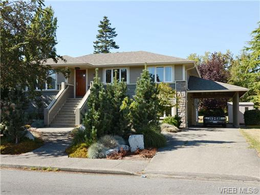 Main Photo: 1648 Richardson Street in VICTORIA: Vi Fairfield East Single Family Detached for sale (Victoria)  : MLS(r) # 314231