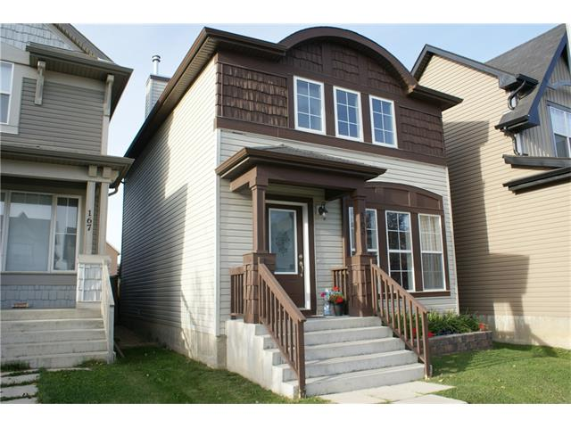 Main Photo: 163 AUBURN BAY Heights SE in Calgary: Auburn Bay House  : MLS® # C4035623