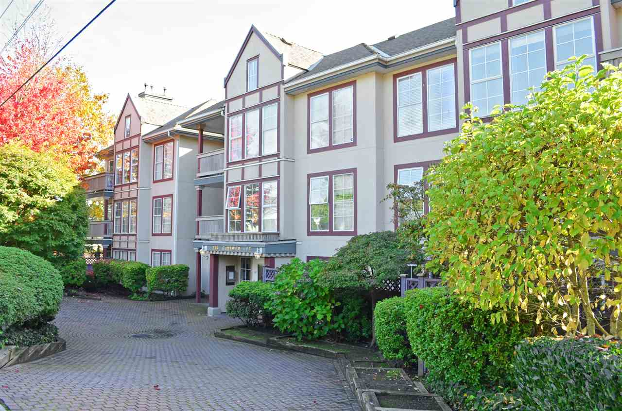 "Main Photo: 306 888 GAUTHIER Avenue in Coquitlam: Coquitlam West Condo for sale in ""LA BRITTANY"" : MLS® # R2008317"