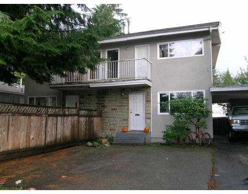 Main Photo: 2043 MANNING Ave in Port Coquitlam: Glenwood PQ House Duplex for sale : MLS®# V618189