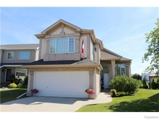 Main Photo: 76 Coral Reef Cove in Winnipeg: Island Lakes Residential for sale (2J)  : MLS®# 1620748