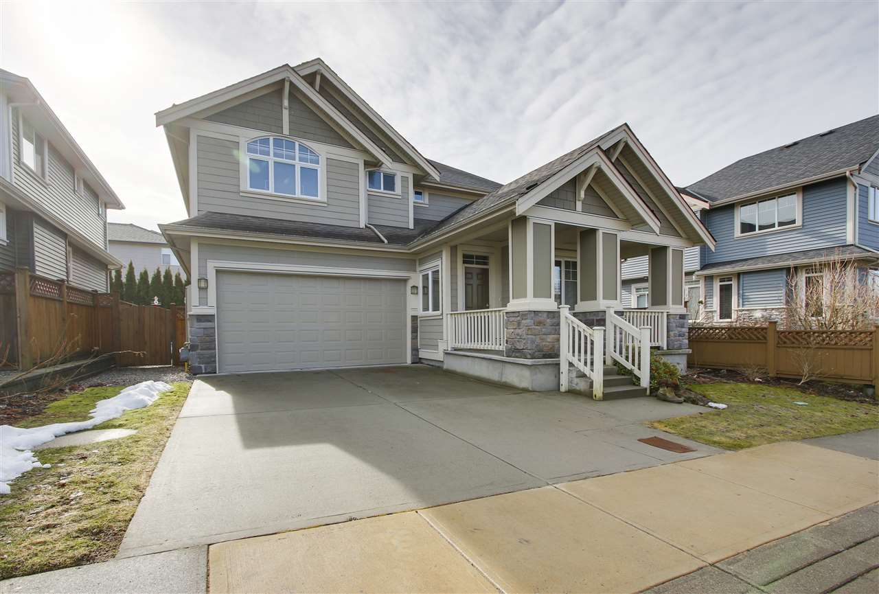 "Main Photo: 24110 HAWKINS Avenue in Maple Ridge: Albion House for sale in ""MAINSTONE CREEK"" : MLS® # R2140724"