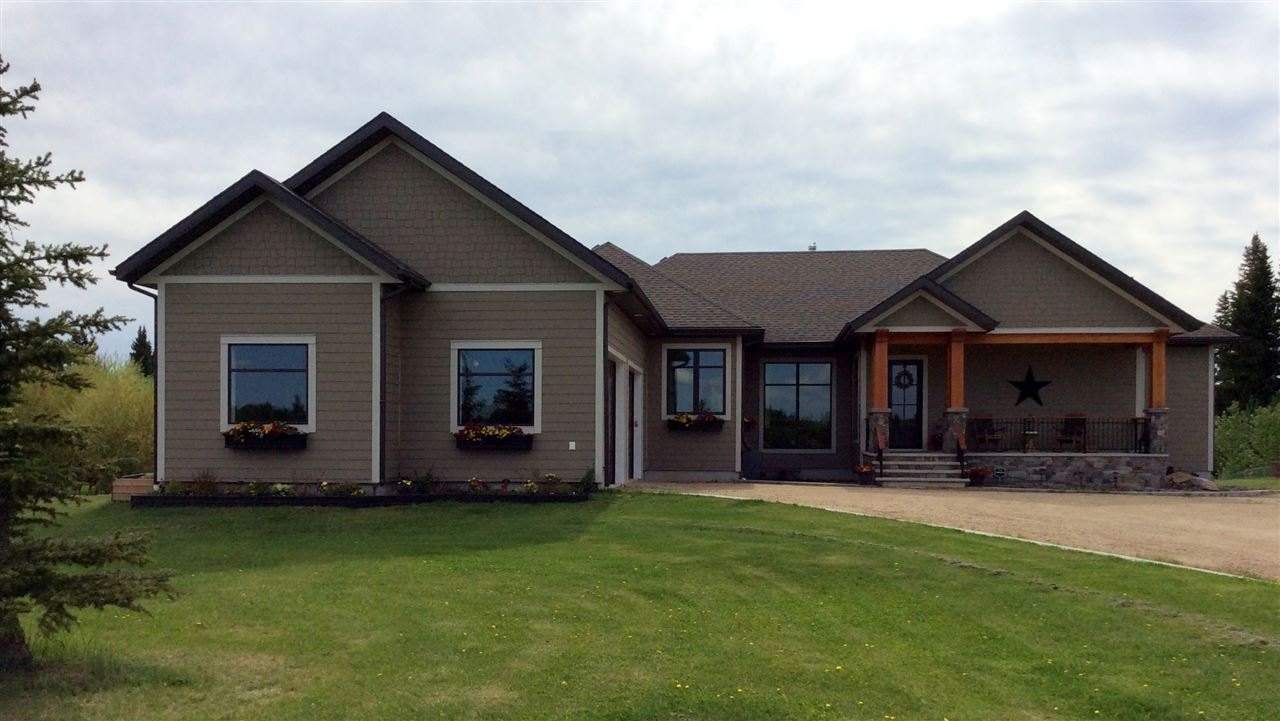 Main Photo: 50 242075 Twp Rd 472: Rural Wetaskiwin County House for sale : MLS(r) # E4054743