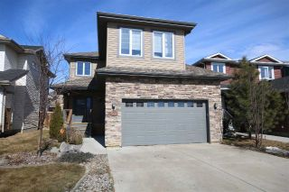 Main Photo: 40 WILLOWBEND Place: Stony Plain House for sale : MLS® # E4055209