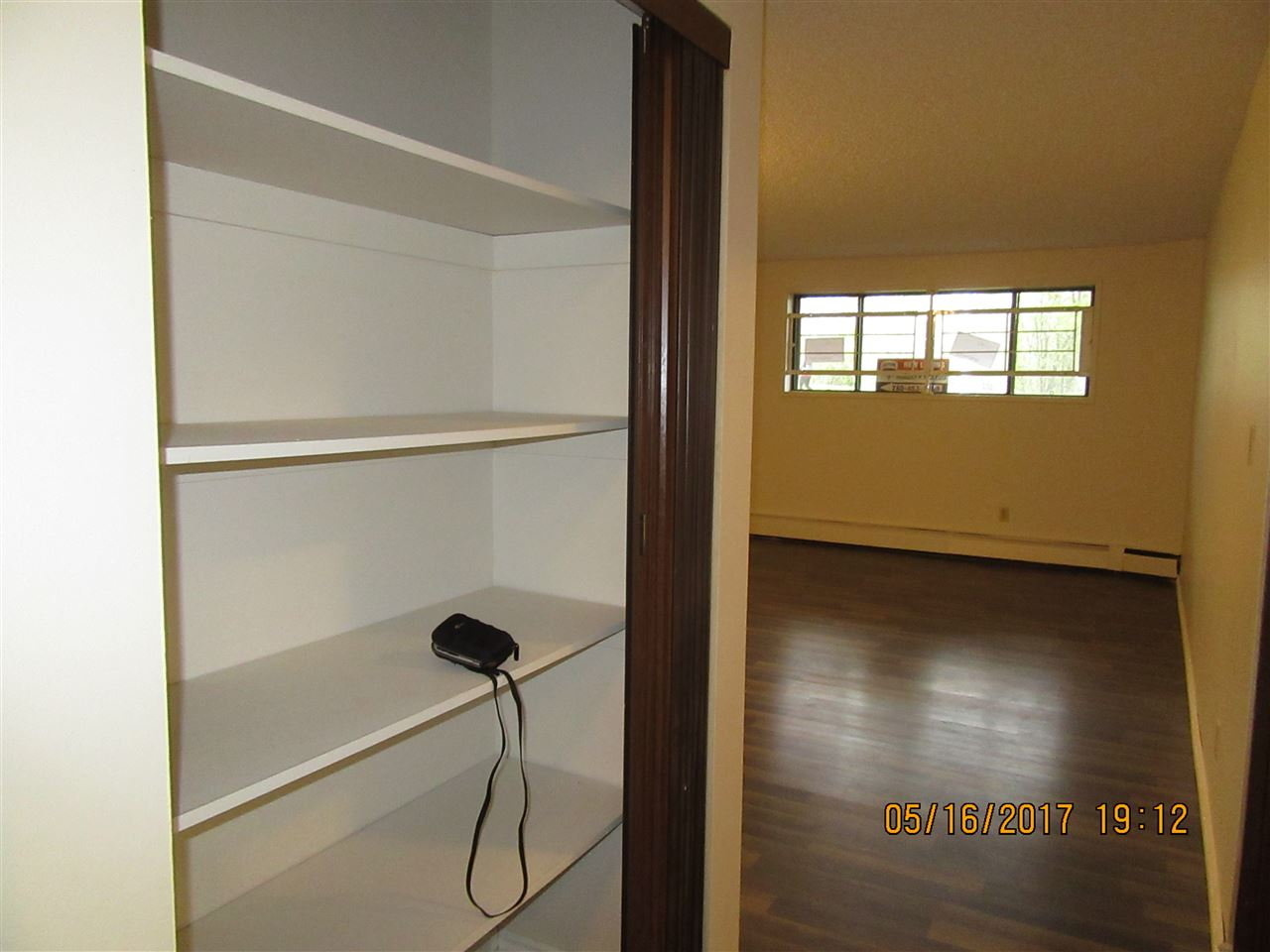 Front hall entry. Ample closet space for all your needs.