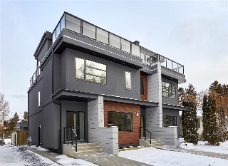 Main Photo: 10504 85 Avenue NW in Edmonton: Zone 15 House Half Duplex for sale : MLS(r) # E4059310