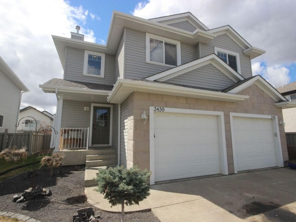 Main Photo: 3459 McKay Lane in Edmonton: Zone 55 House Half Duplex for sale : MLS(r) # E4062437