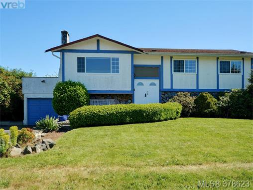 Main Photo: 267 Portsmouth Drive in VICTORIA: Co Lagoon Single Family Detached for sale (Colwood)  : MLS® # 378623