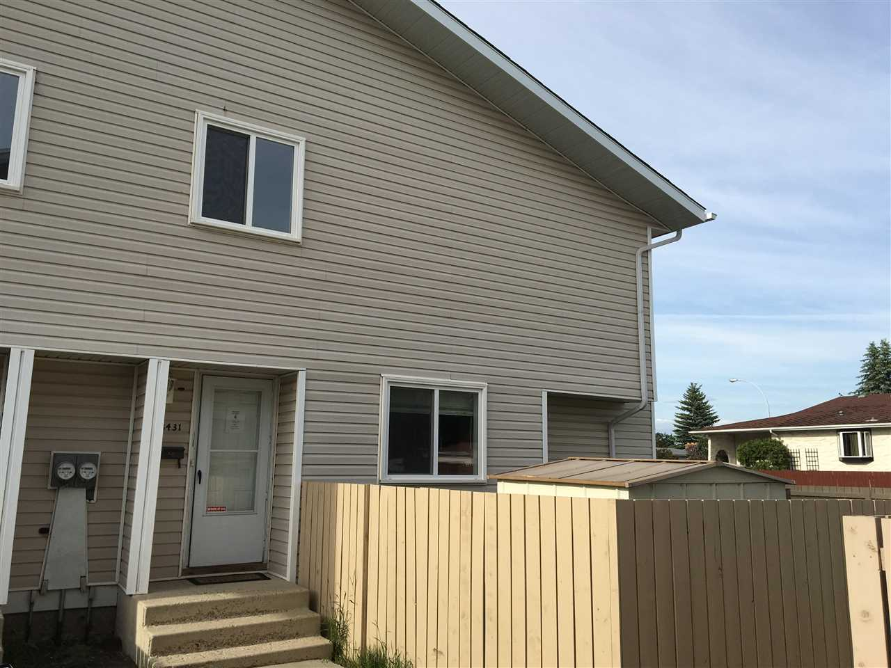 Main Photo: 13431 43 Street in Edmonton: Zone 35 Townhouse for sale : MLS® # E4067807