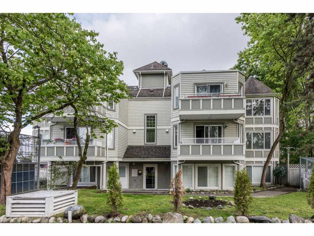 "Main Photo: 106 13226 104 Avenue in Surrey: Whalley Condo for sale in ""Westgate Manor"" (North Surrey)  : MLS®# R2175290"