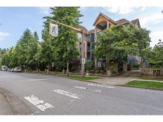 "Main Photo: 308 1190 EASTWOOD Street in Coquitlam: North Coquitlam Condo for sale in ""LAKE SIDE TERRACE"" : MLS(r) # R2175674"