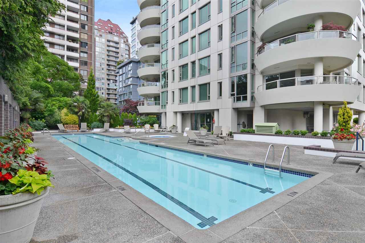 Photo 18: 803 1020 HARWOOD Street in Vancouver: West End VW Condo for sale (Vancouver West)  : MLS(r) # R2177586