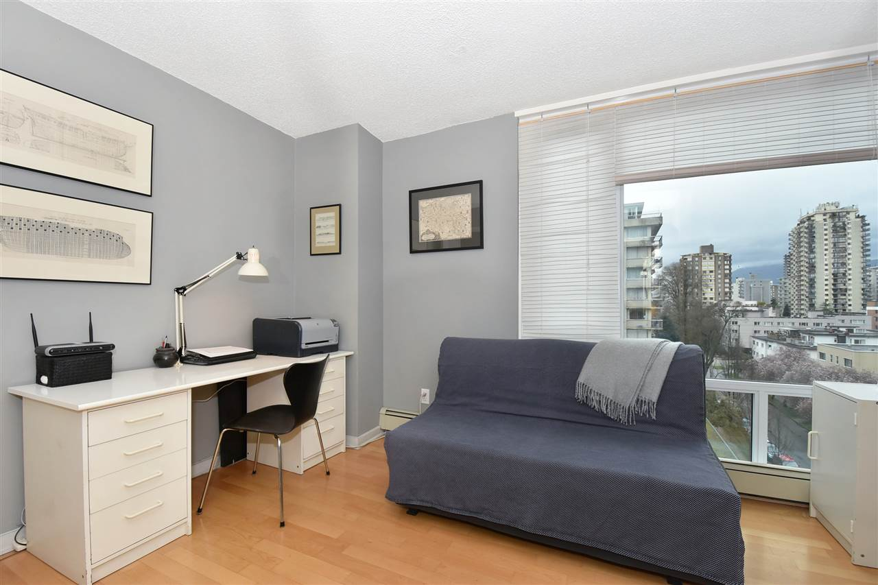 Photo 13: 803 1020 HARWOOD Street in Vancouver: West End VW Condo for sale (Vancouver West)  : MLS(r) # R2177586