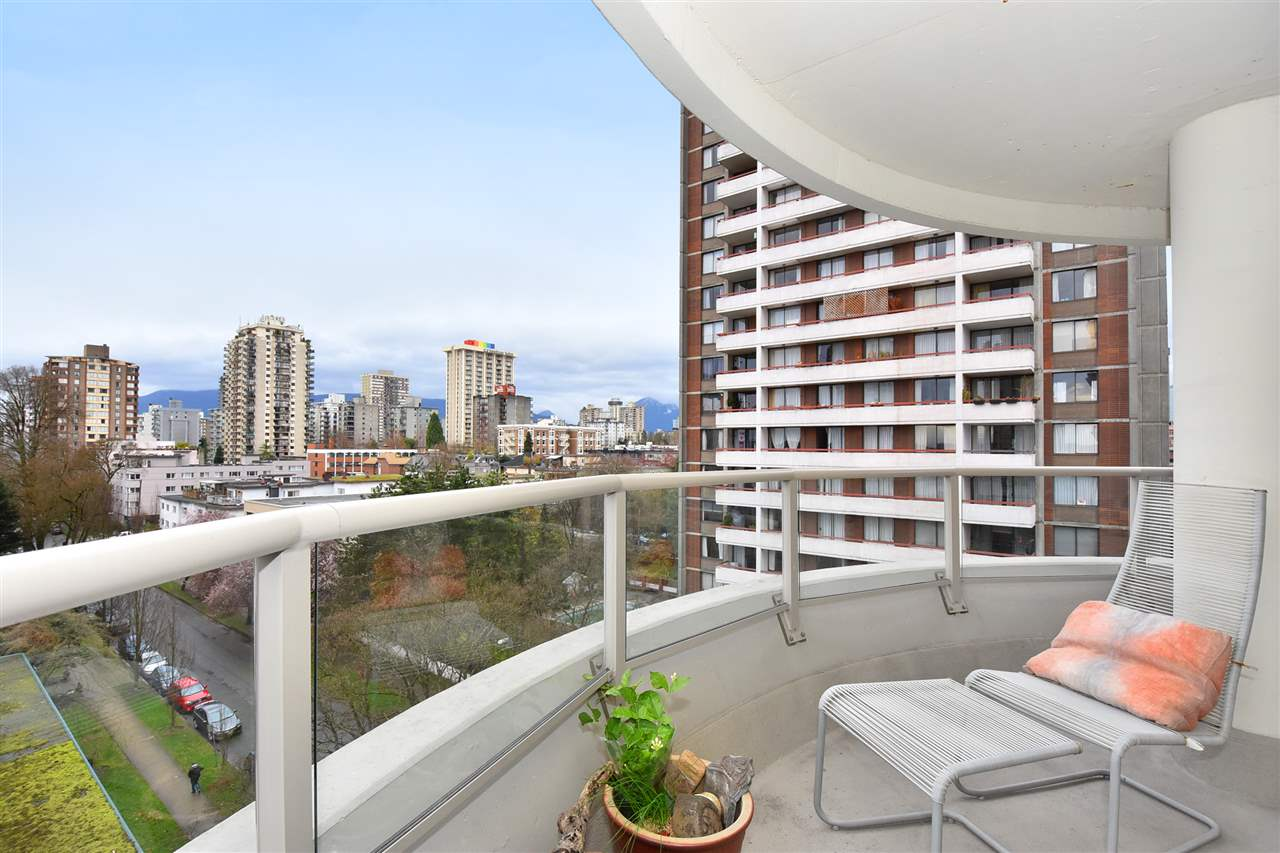Photo 17: 803 1020 HARWOOD Street in Vancouver: West End VW Condo for sale (Vancouver West)  : MLS(r) # R2177586