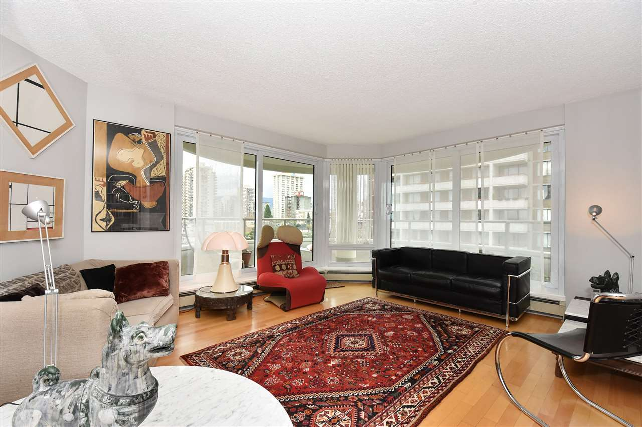 Photo 3: 803 1020 HARWOOD Street in Vancouver: West End VW Condo for sale (Vancouver West)  : MLS(r) # R2177586