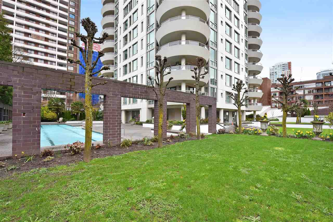 Photo 2: 803 1020 HARWOOD Street in Vancouver: West End VW Condo for sale (Vancouver West)  : MLS(r) # R2177586