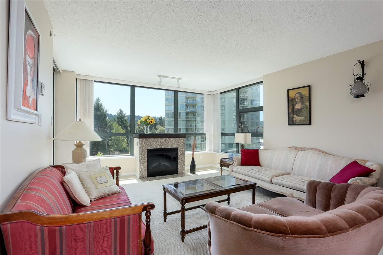 Photo 10: 403 288 UNGLESS Way in Port Moody: North Shore Pt Moody Condo for sale : MLS® # R2196452