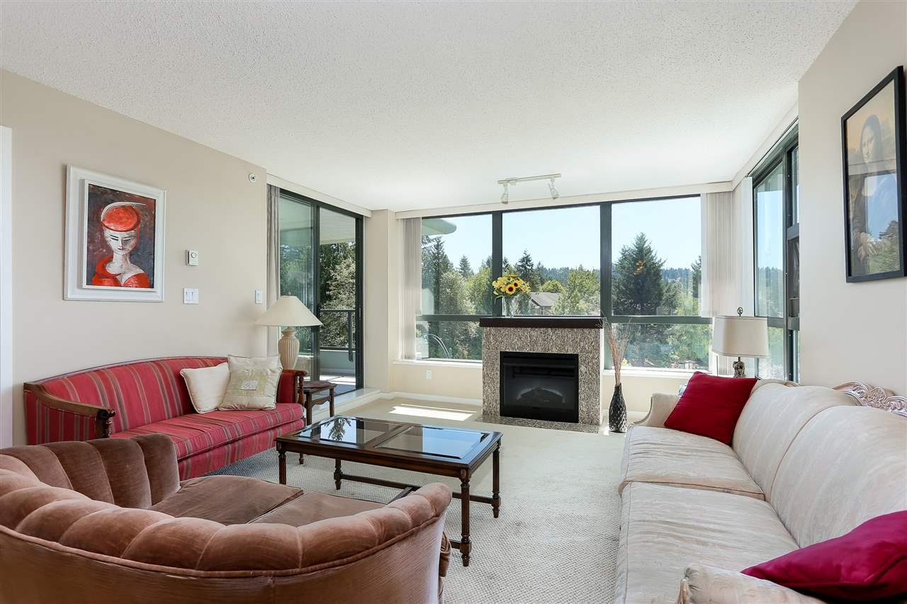 Photo 9: 403 288 UNGLESS Way in Port Moody: North Shore Pt Moody Condo for sale : MLS® # R2196452